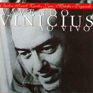 CD Vivendo Vinicius - Toquinho